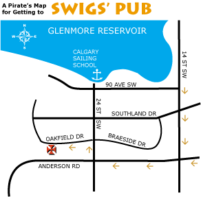 Directions to Swigs