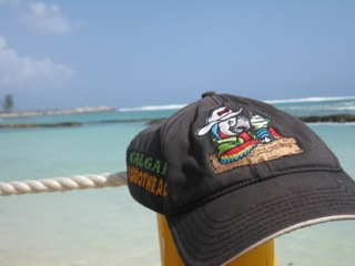 Puerto Traveling Hat