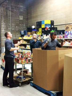 Veteran's Food Bank 3