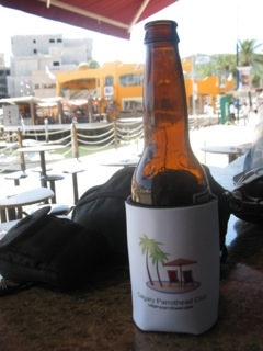Traveling Koozie - Waterfront Cabo San Lucas